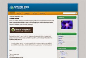 Download 12 Template WordPress For Blogger Untuk Blogspot Anda ...